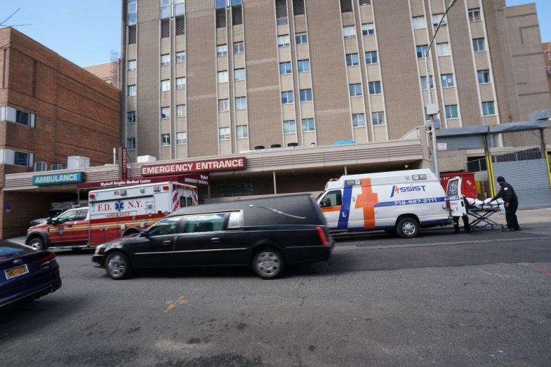 New York hospital