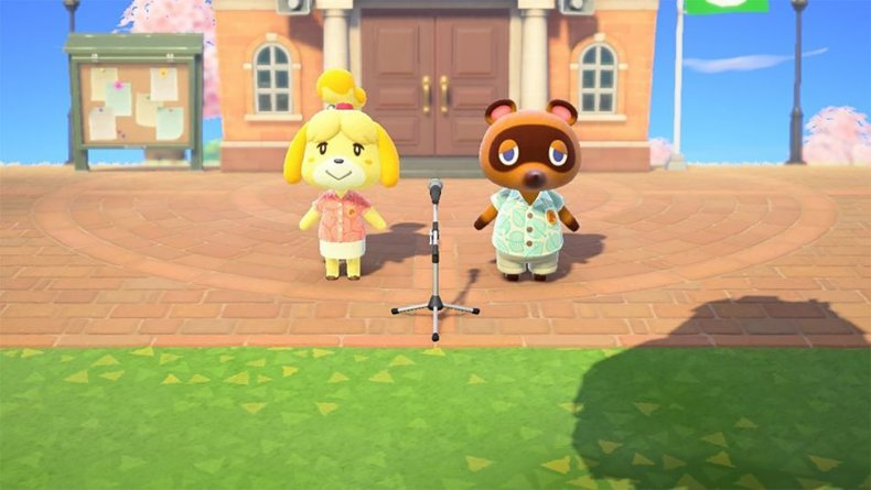 animal crossing new horizons resident services upgrade