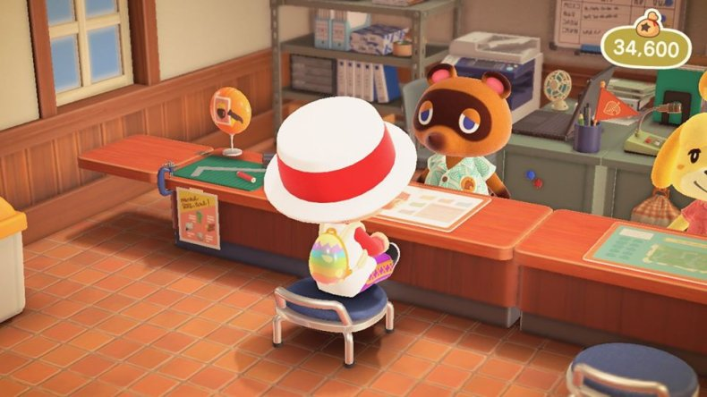 animal crossing new horizons resident services nook