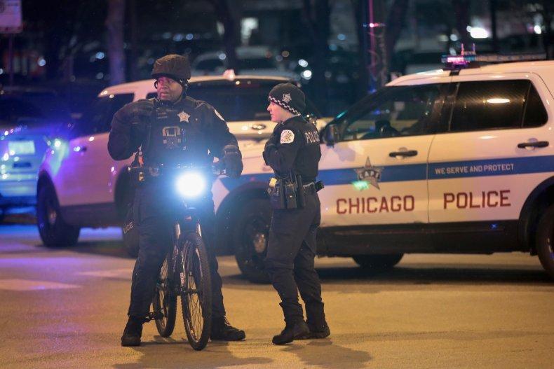 chicago shootings coronavirus deaths lockdown