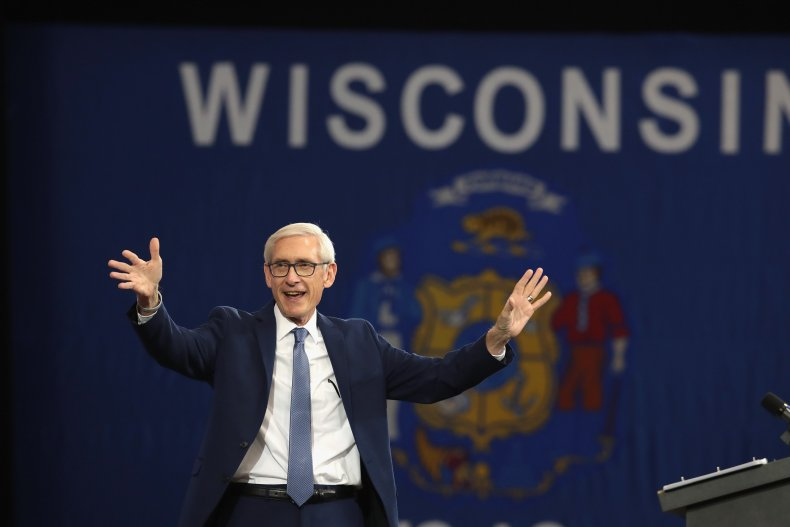 tony Evers postpones Wisconsin primary election