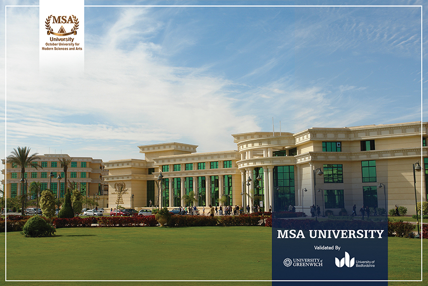 October University for Modern Sciences and Arts (MSA)