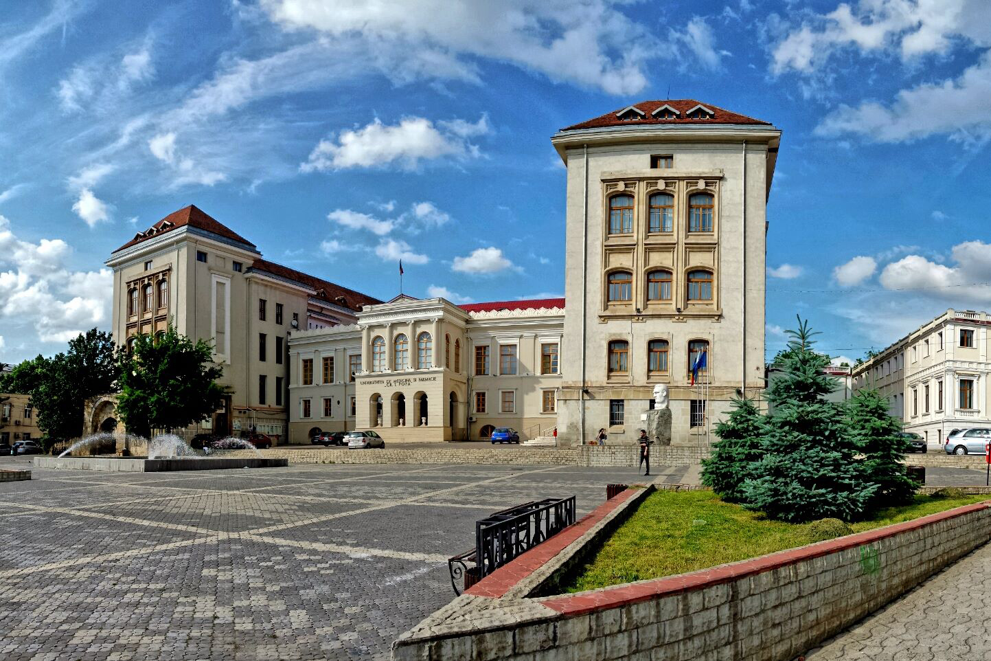 "GRIGORE T. POPA"" UNIVERSITY OF MEDICINE AND PHARMACY OF IASI"