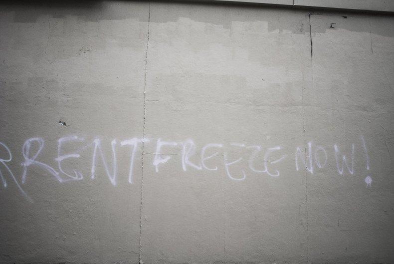 Rent freeze