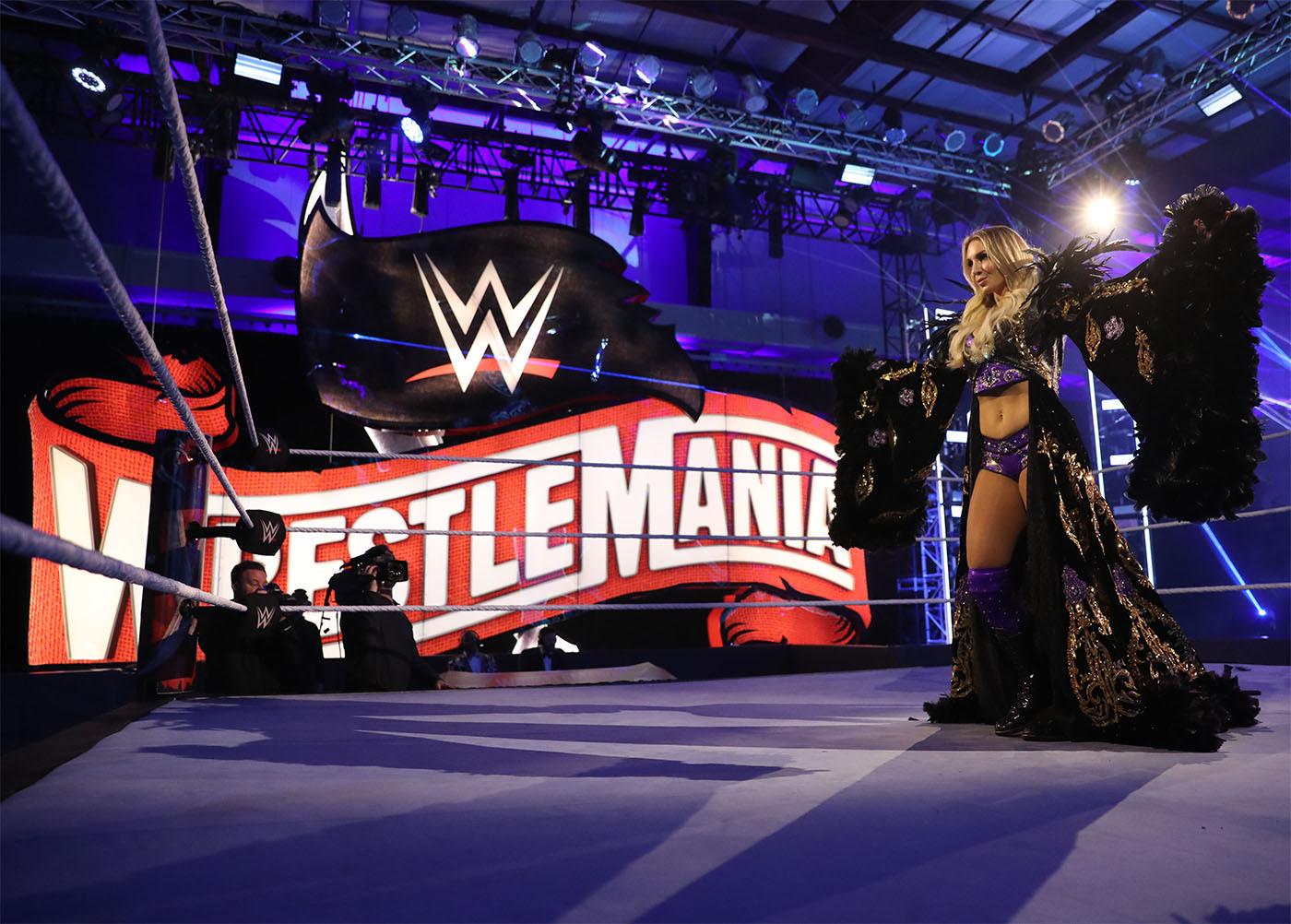 Charlotte Flair Talks Winning NXT Women's Championship, Rhea Ripley and WrestleMania 36