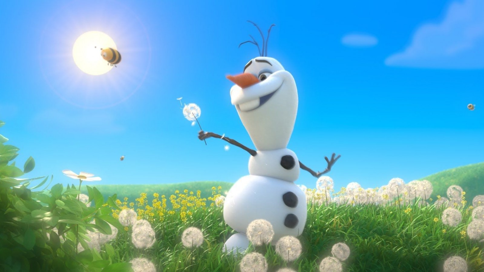 At Home With Olaf How To Watch The Frozen Inspired Shorts For Your Stir Crazy Kids
