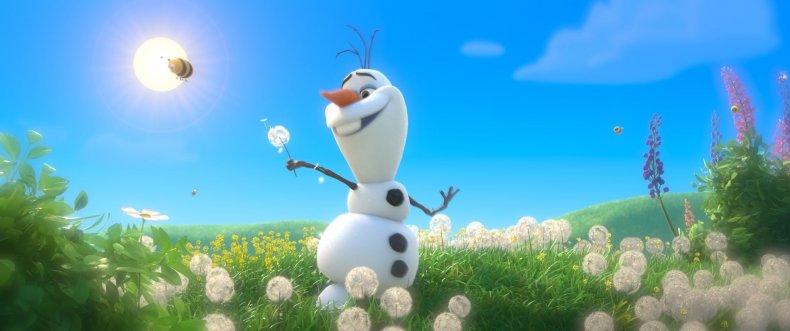 frozen-olaf-in-summer
