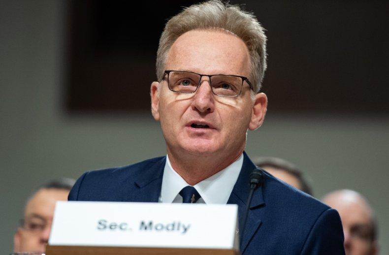 thomas modly resignation navy secretary