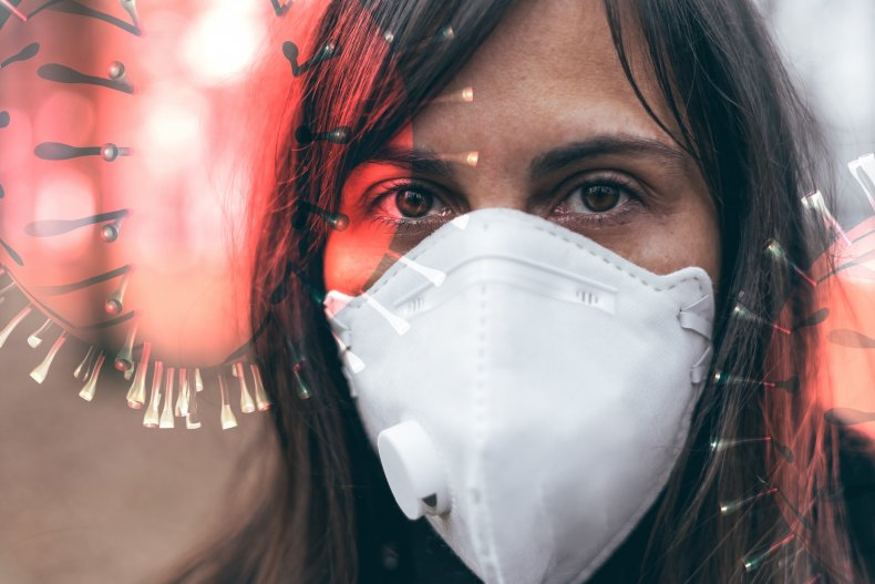 face mask, coronavirus