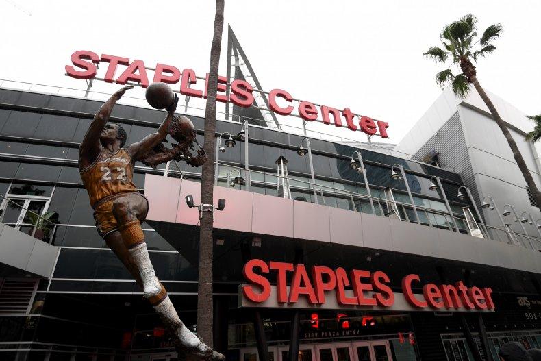 NBA, Staples Center