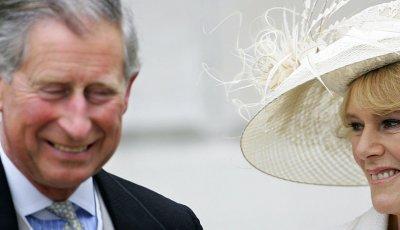 Prince Charles And Duchess of Cornwall Wedding