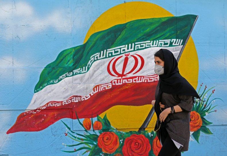Tehran, Iran, coronavirus, March 2020