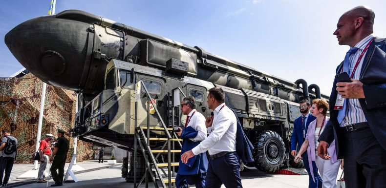ICBM, Russia, new start, arms control, nuclear