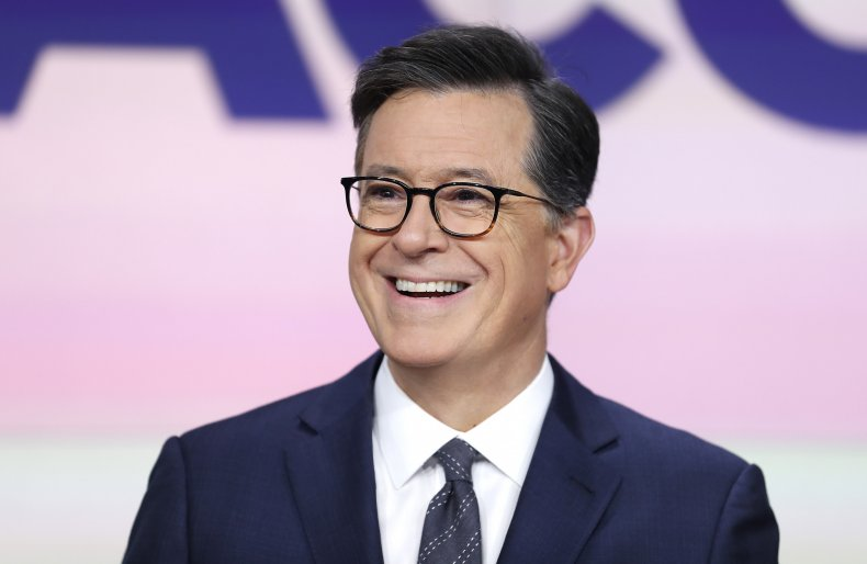 Stephen Colbert Tells Trump to 'Grow Up and Do Your Damn Job'
