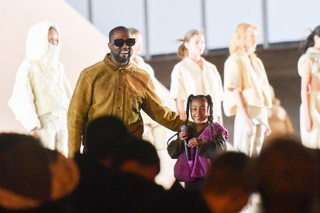 Kanye West North West
