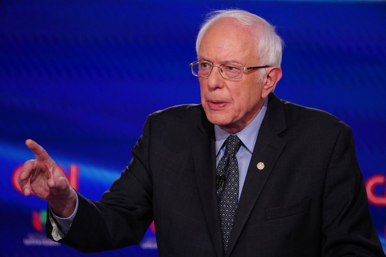 bernie sanders presidential election dropping out