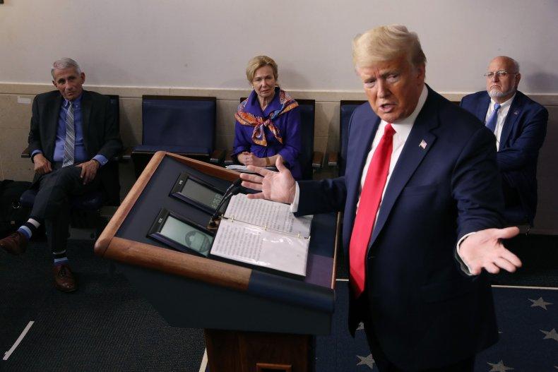 White House Coronavirus Task Force Daily Briefing