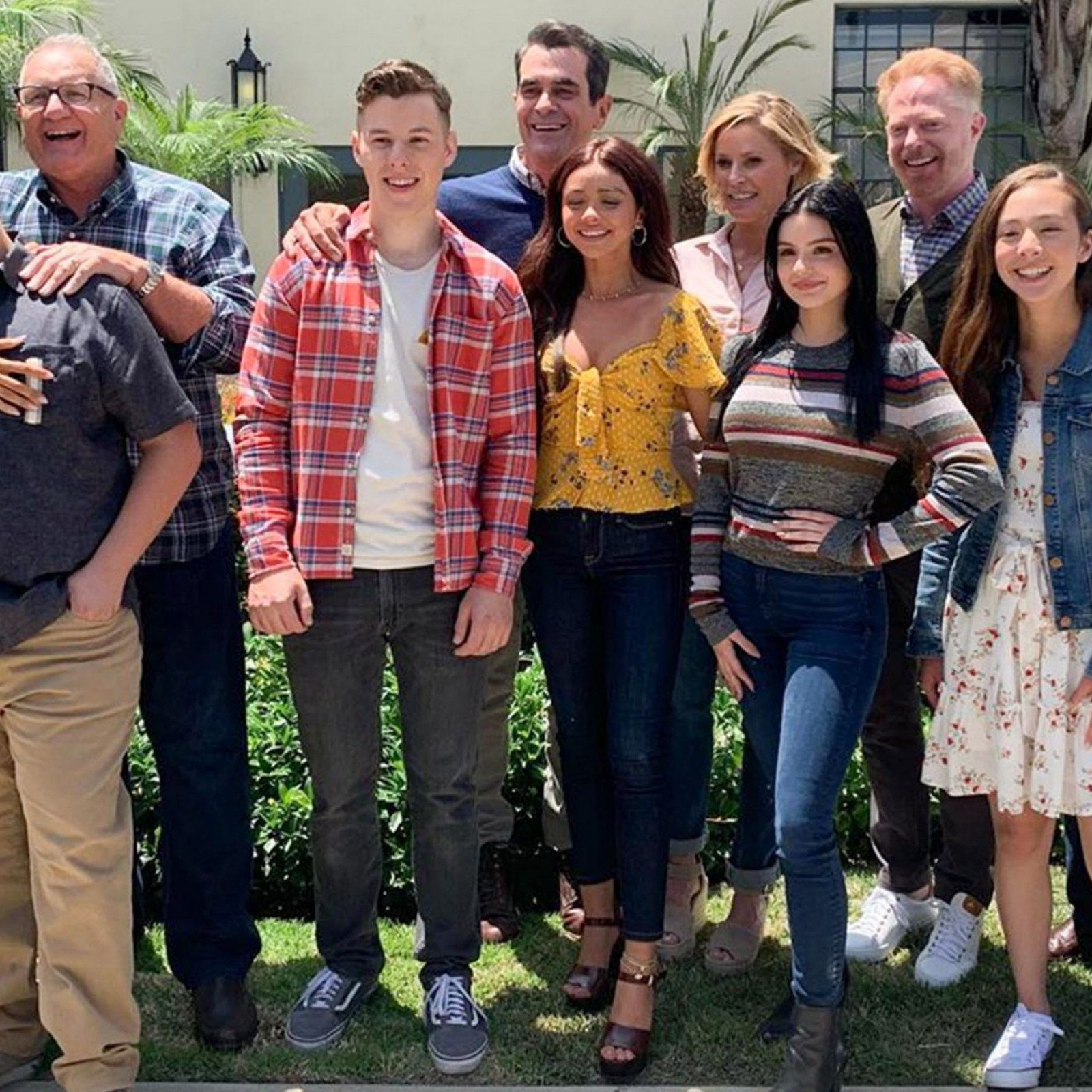 modern family season 10 stream free online