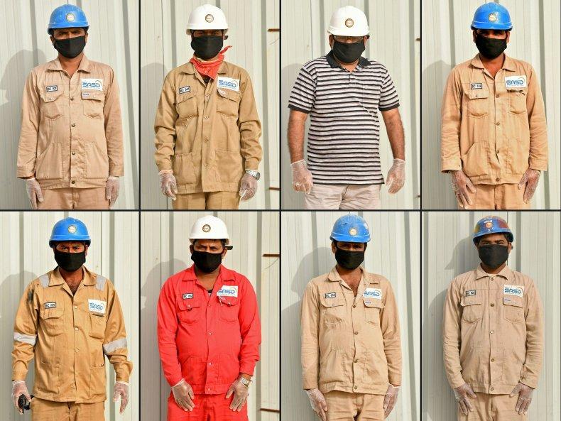 UAE, Dubai, migrant, workers, coronavirus, Qatar, Gulf