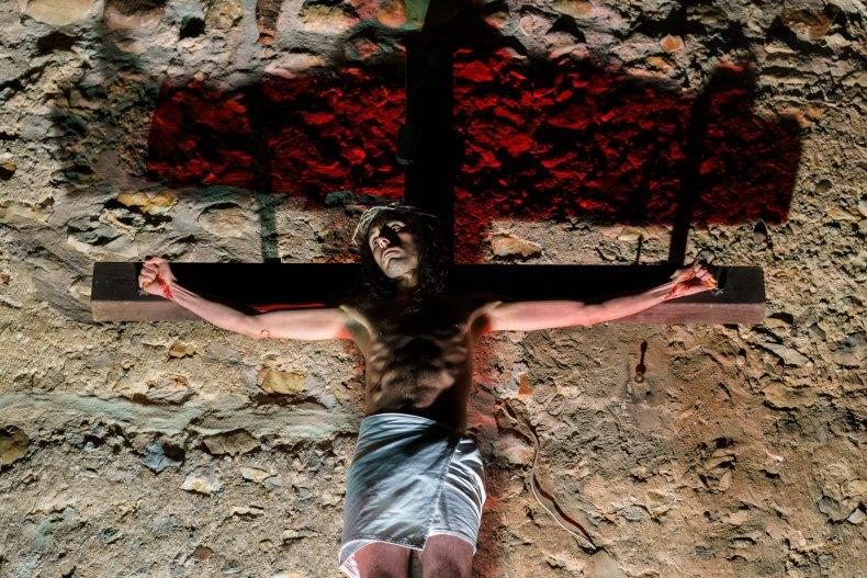 Jesus Actor