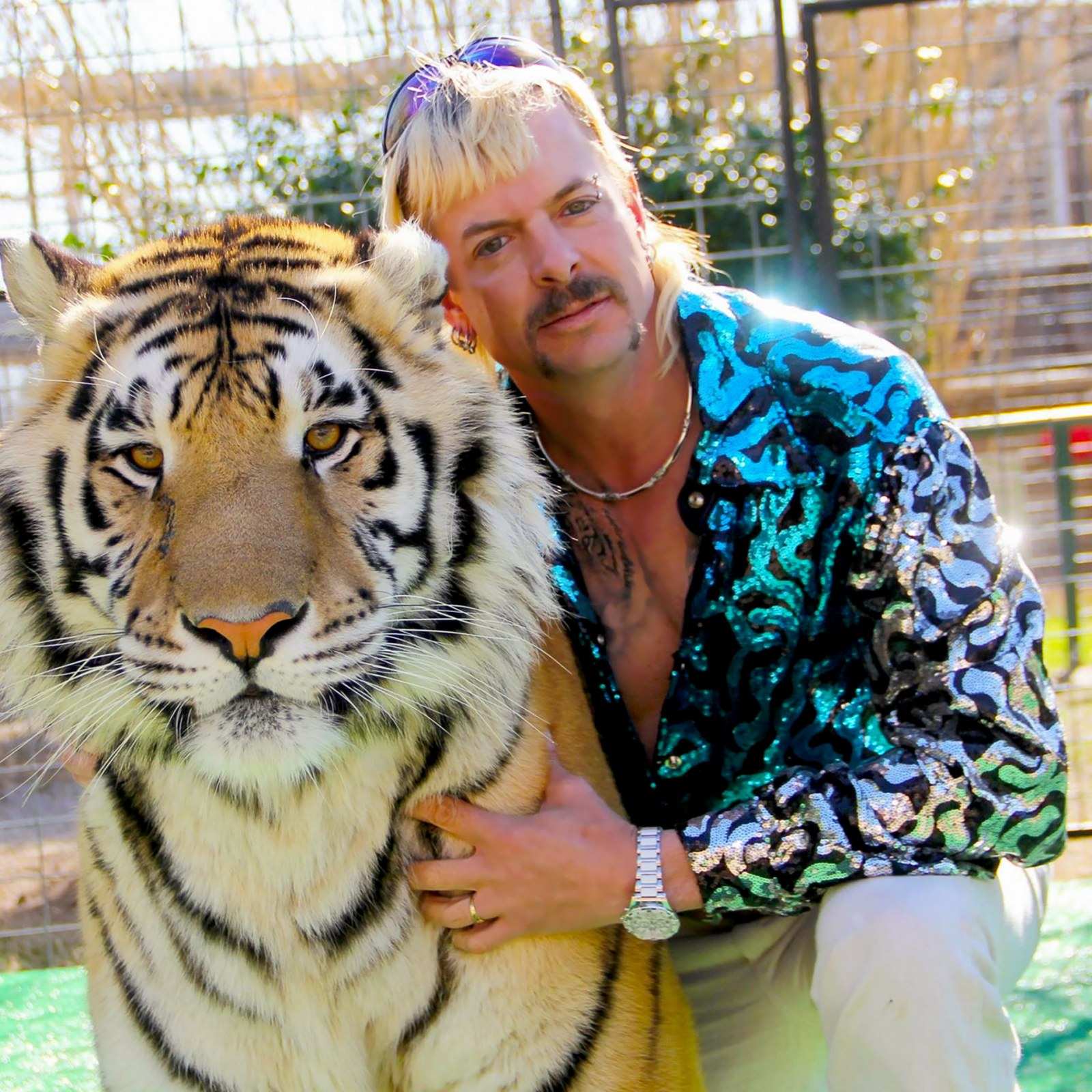 Joe Exotic's 'Tiger King' Zoo Is Rumored to Be Haunted and 'Ghost Adventures'  Wants to Prove It
