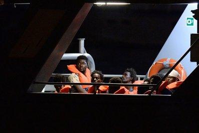 Malta Migrant Rescue