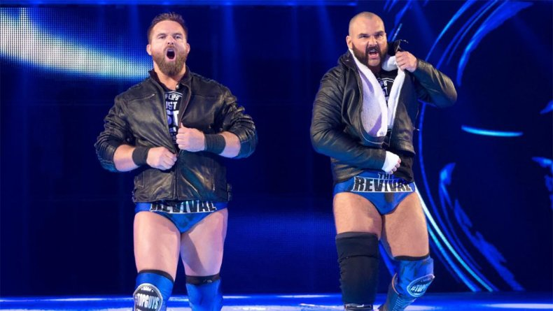 The Revival Released by WWE, Ending Six-Year Run with Wrestling ...