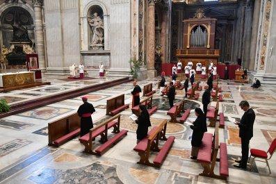 vatican mass