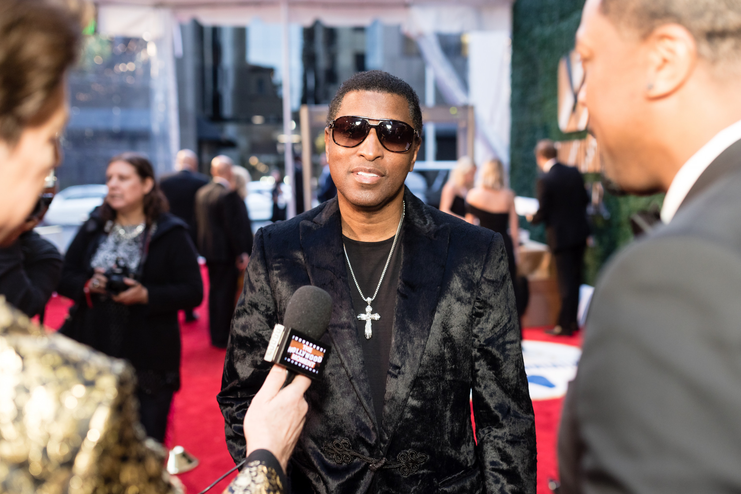 Babyface Reveals He Tested Positive for COVID-19 and Recovered - Newsweek