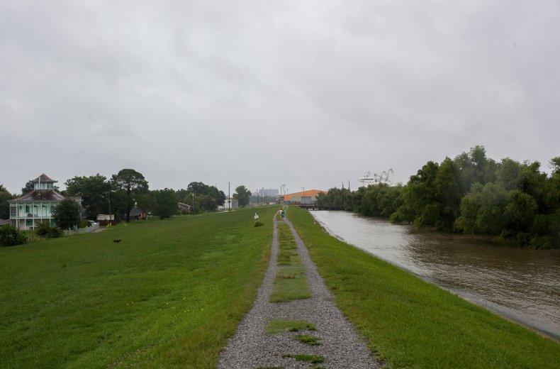 Louisiana Flooding 2019