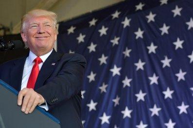 trump flag pollsters 2016 2020