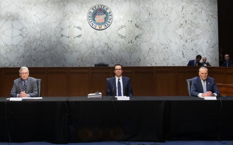 Congress impasse small business loan funding