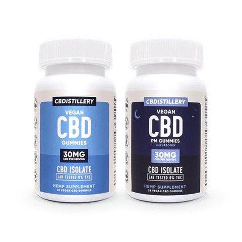 CUL_CBD_CBDistillery CBD Gummies & CBD Nighttime Gummies Pack
