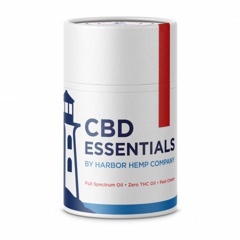 CUL_CBD_Harbor Hemp CBD Essentials Gift Set