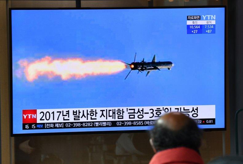North Korea, missile, test, Kim Jong Un