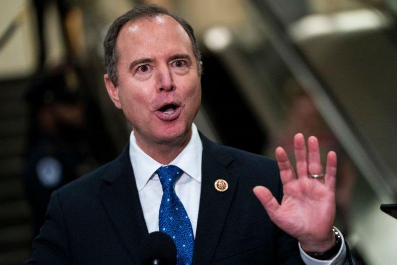 Rep. Adam Schiff at Senate Impeachment Trial