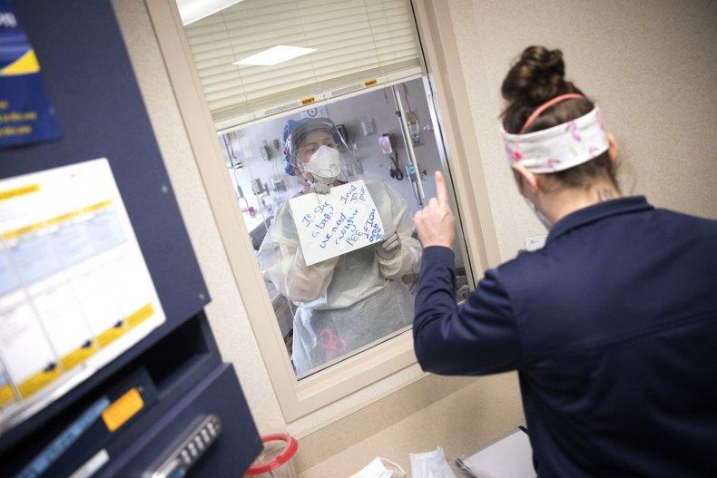 hospital nurses workers overwhelmed 2022