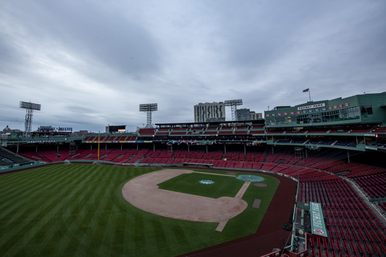 Boston Red Sox, Fenway Park