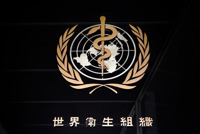 World Health Organization China