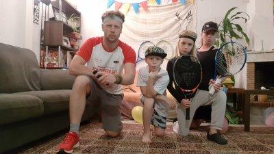 Spain, covid-19, family, lockdown