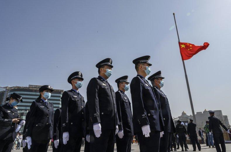 China, nuclear weapons, test, secret, lop nur