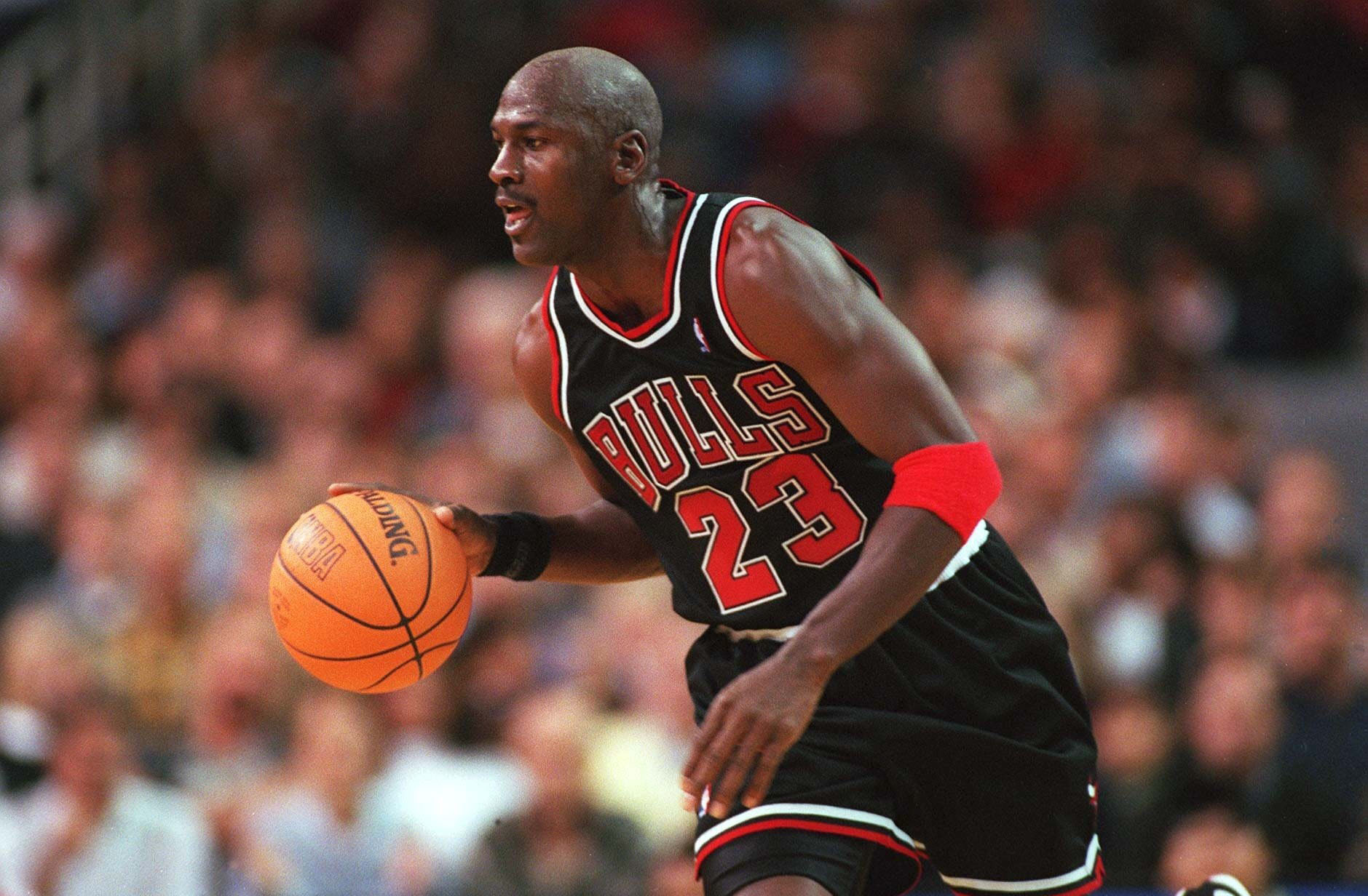 Michael Jordan 'Lied About Several
