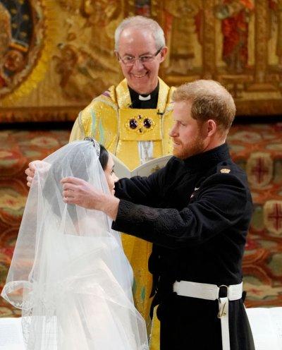 Prince Harry, Meghan Markle, Archbishop of Canterbury