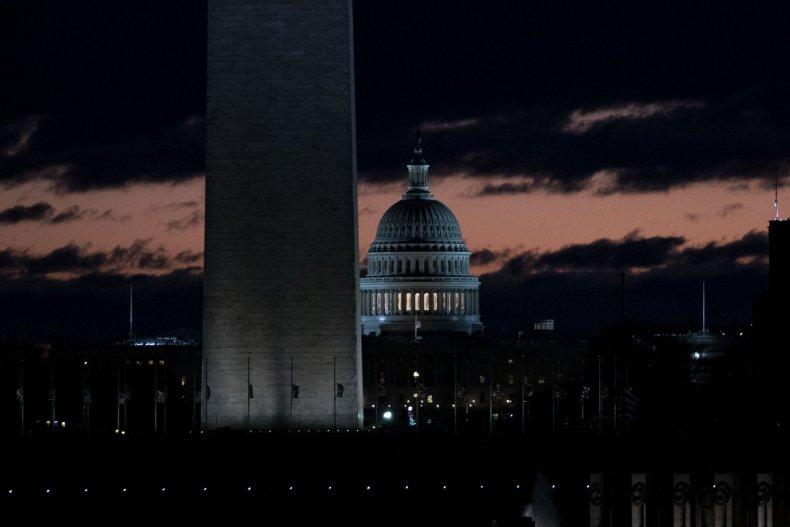 Washington D.C. capital monument
