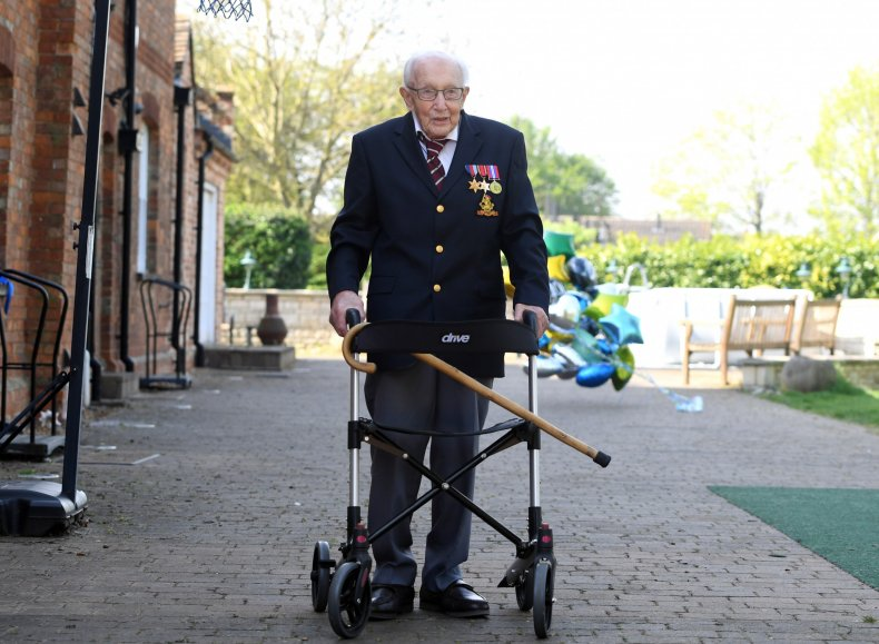 Captain Tom Moore NHS