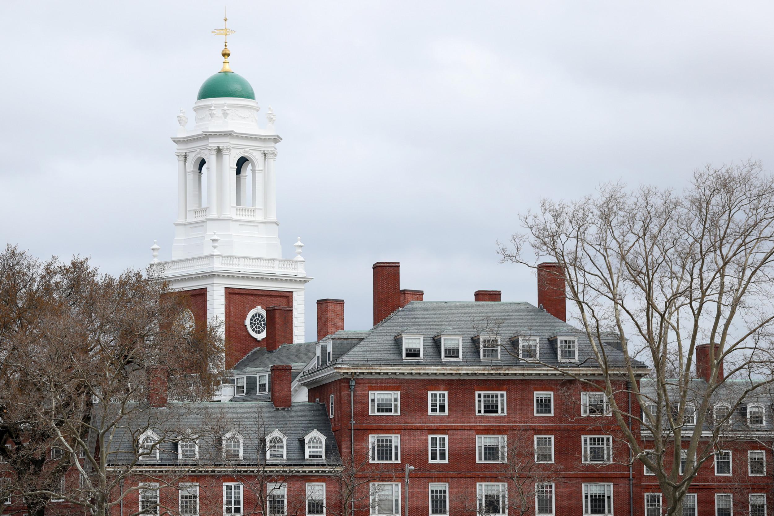 Harvard, With a $40 Billion Endowment, Will Receive $8.7 Million ...