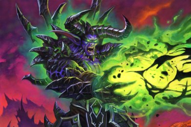 Hearthstone ashes of outland demon hunter patch