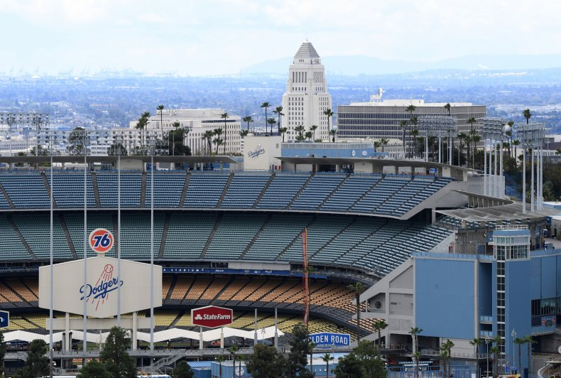 MLB, Dodger Stadium