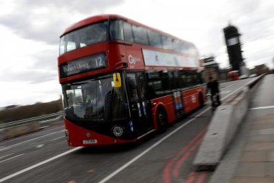 London bus free during coronavirus lockdown
