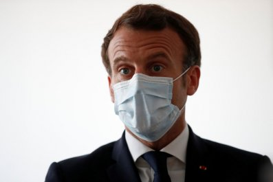 Emmanuel Macron News Latest Pictures From Newsweek Com